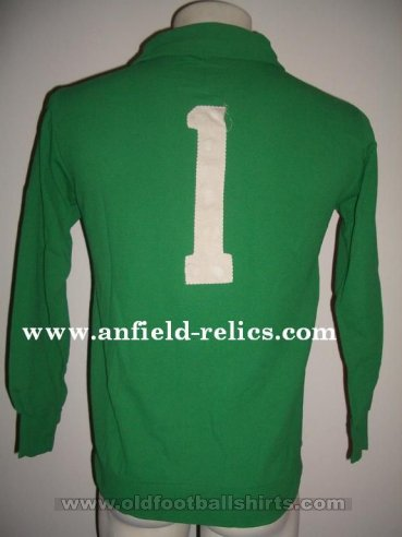Liverpool Goalkeeper football shirt 1981 - 1982
