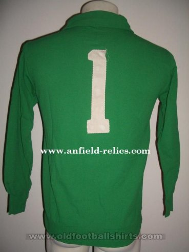 Liverpool Goalkeeper football shirt 1977 - 1980