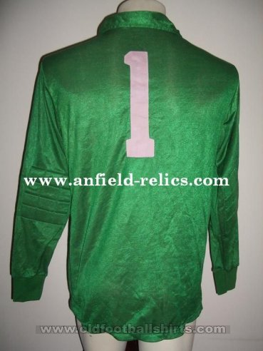 Liverpool Goalkeeper football shirt 1983 - 1984