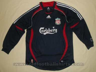 Liverpool Goalkeeper football shirt 2006 - 2007