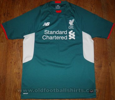 Liverpool Goalkeeper football shirt 2015 - 2016