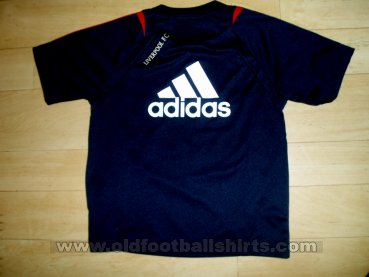 Liverpool Training/Leisure football shirt 2009 - 2010