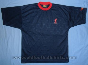 Liverpool Training/Leisure football shirt 1998 - 1999