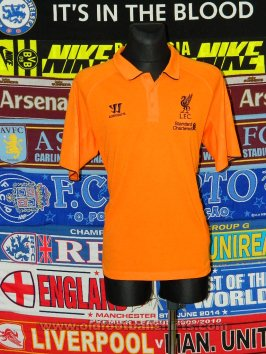 Liverpool Training/Leisure football shirt (unknown year)