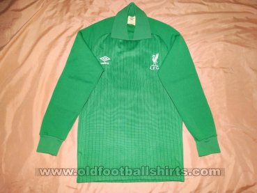 Liverpool Goalkeeper football shirt 1984 - 1985