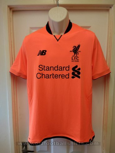 Liverpool Third football shirt 2017 - 2018