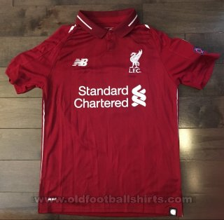 Liverpool Home football shirt 2018 - 2019