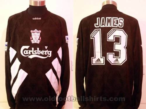 Liverpool Goalkeeper football shirt 1993 - 1995