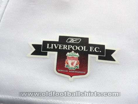 Liverpool Away football shirt 2003 - 2004