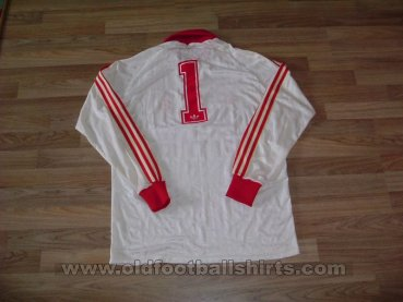 Liverpool Goalkeeper football shirt 1986 - 1987