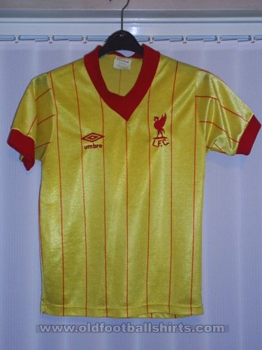 Liverpool Third football shirt 1981 - 1982