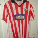 Exeter City חולצת כדורגל 2001 - 2002