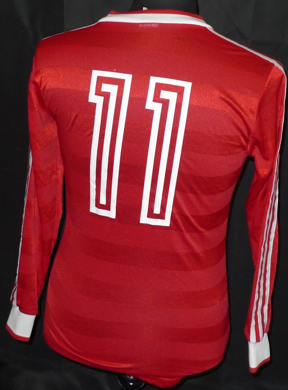 b21c07769 CCCP   USSR Home חולצת כדורגל 1986 - 1987.