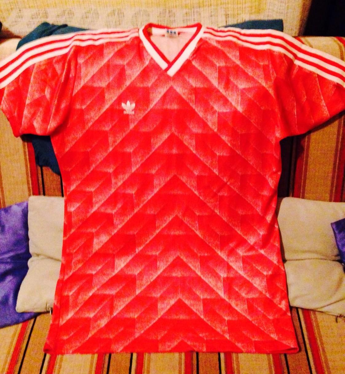 CCCP   USSR Home maglia di calcio 1988. Aggiunta su 2015-03-17 1965b62d8