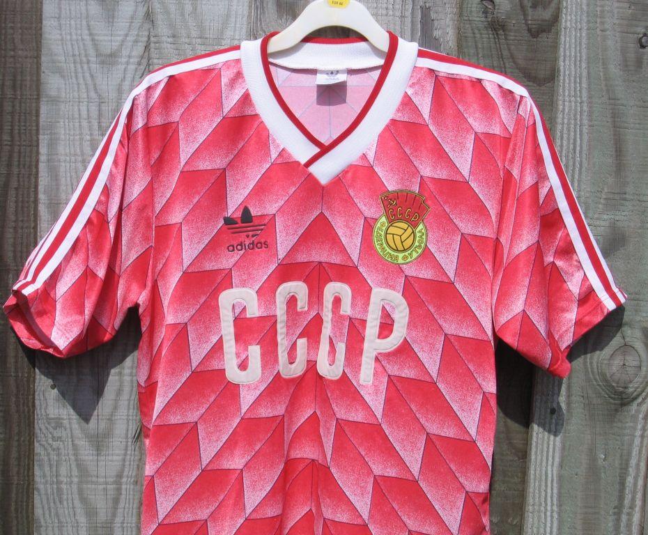 Copa Maglia Retrò CCCP 1990 World Cup