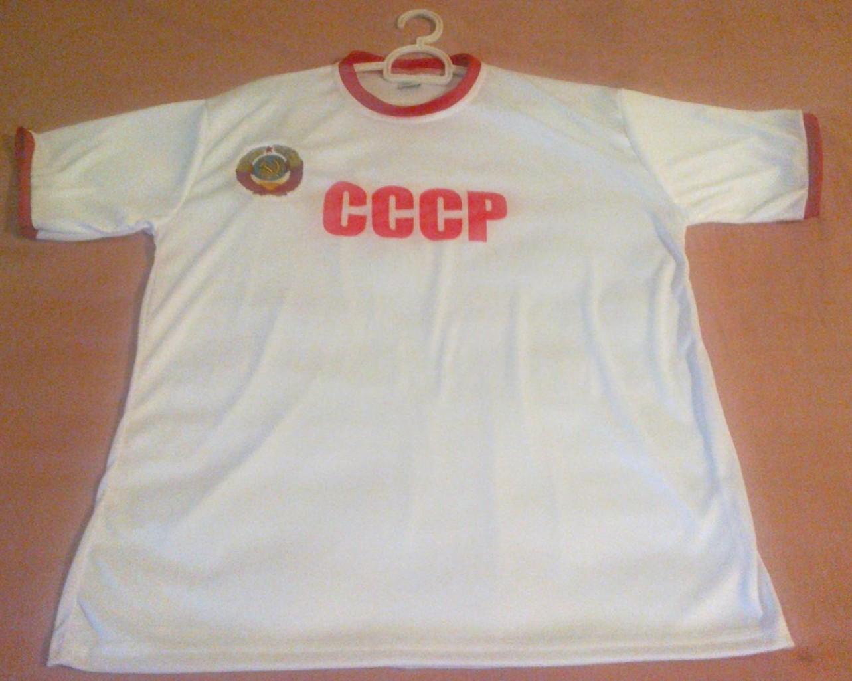 8dbdcf206bd CCCP / USSR Retro Replicas maglia di calcio 1981 - 1982.