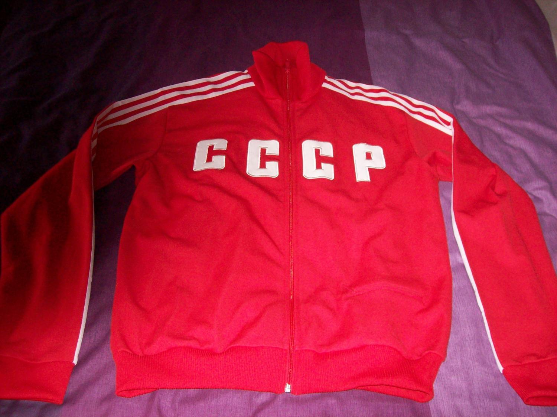 fef849cae CCCP   USSR Training Leisure maglia di calcio 1980 - 2002.
