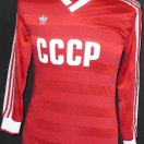 CCCP / USSR football shirt 1986 - 1987