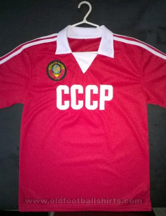 CCCP / USSR Retro Replicas football shirt 1980 - 1981