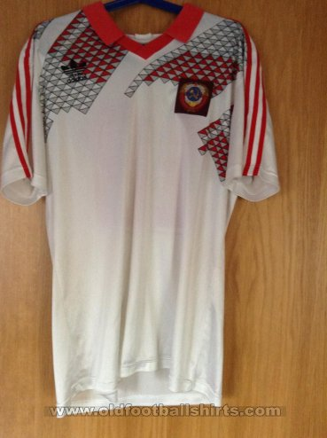 Original Vintage Adidas Germany 1990 Fifa World Cup Home Soccer Jersey M 2.55