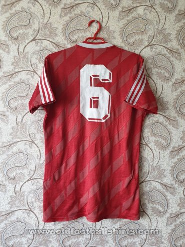 CCCP / USSR Home football shirt 1988