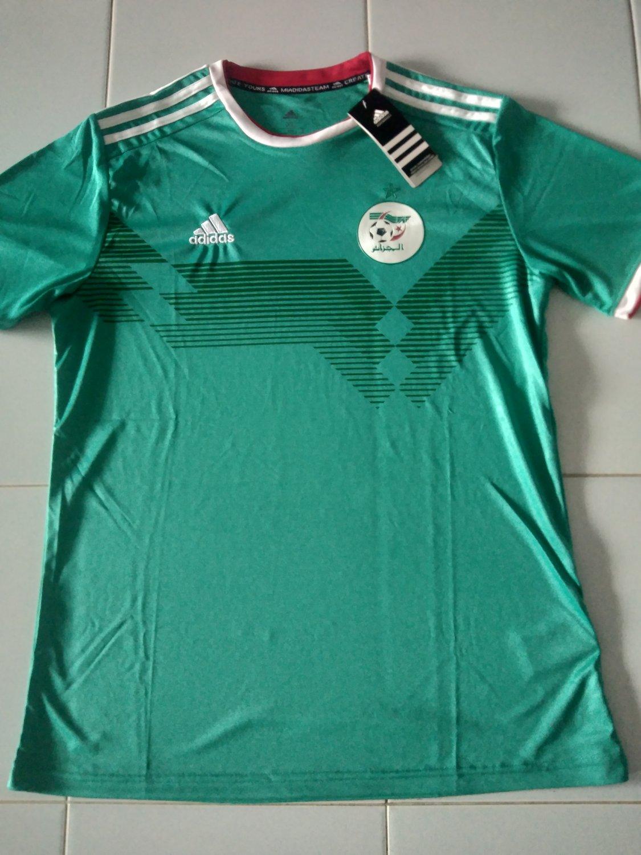 Algeria Away football shirt 2019 - 2020.