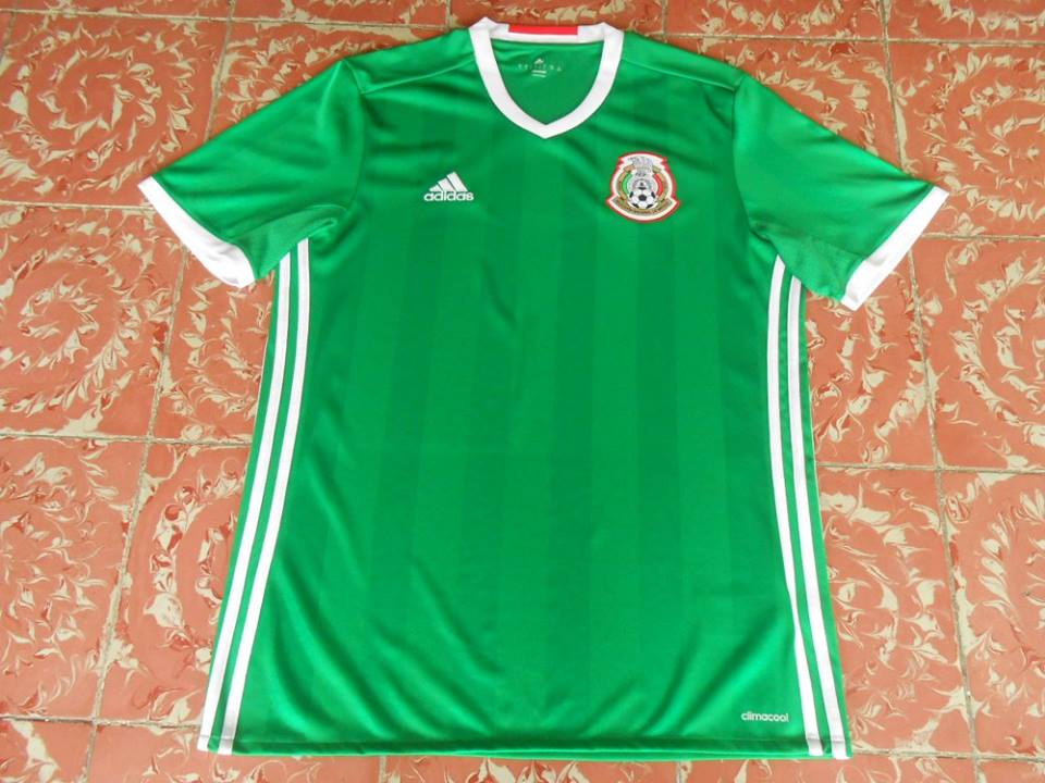 a7d3dfcff42 mexico 9 raul jimenez green home mens adults 2016 2017 country ...