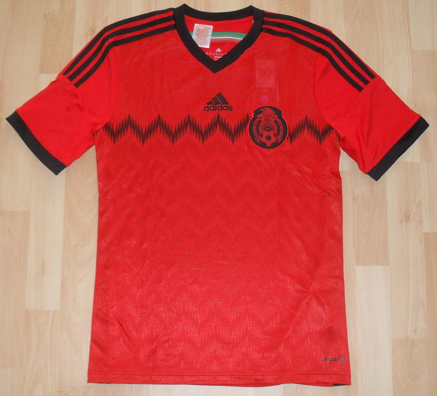 94e78b768ef Mexico Away football shirt 2014 - 2015.