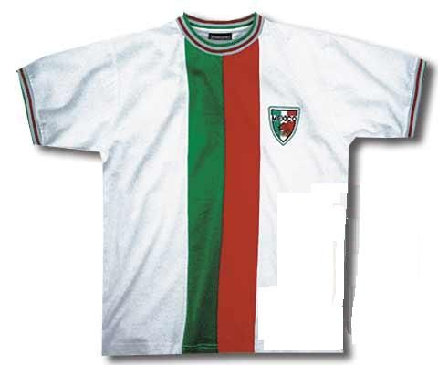 Mexico Retro Replicas Camiseta de Fútbol 1978.