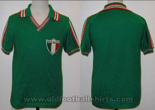 Mexico Home football shirt 1950