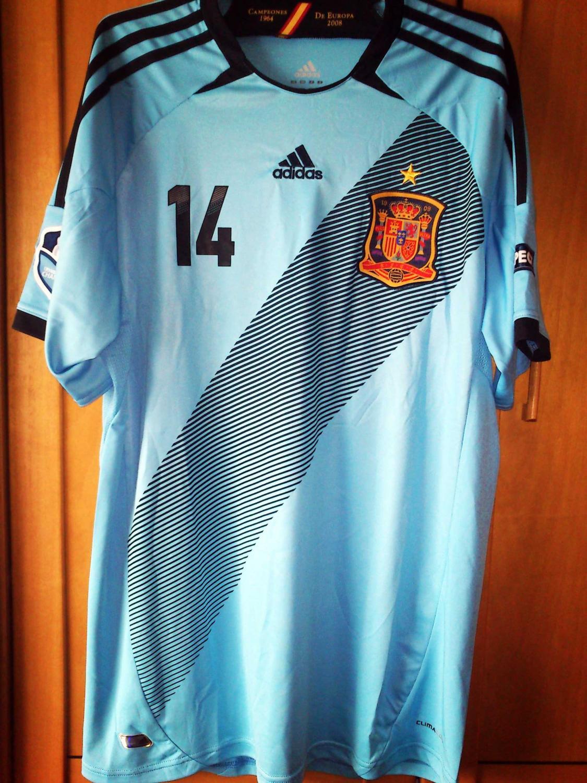 Spain Away football shirt 2012 - 2013.