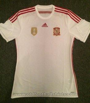 57ad15bb2da Spain Third maglia di calcio 2014.