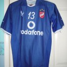 Al Ahly football shirt 2006 - 2007