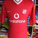 Al Ahly football shirt 2002