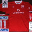 Al Ahly football shirt 2003 - 2005