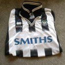 Forest Green Rovers football shirt 2005 - 2006