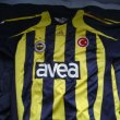 Thuis  voetbalshirt  2007 - 2008