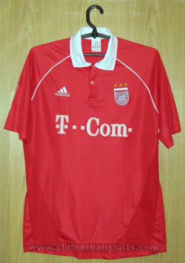 Fake & Counterfeit Shirts from all over Home football shirt 2005 - 2006