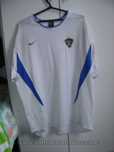 Fake & Counterfeit Shirts from all over Home football shirt 2003 - 2009