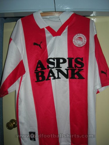 Fake & Counterfeit Shirts from all over Home football shirt 1999 - 2000