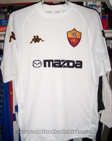 Fake & Counterfeit Shirts from all over Away football shirt 2002 - 2003