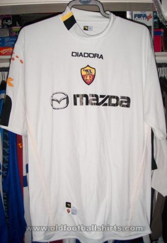 Fake & Counterfeit Shirts from all over Away futbol forması 2003 - 2004