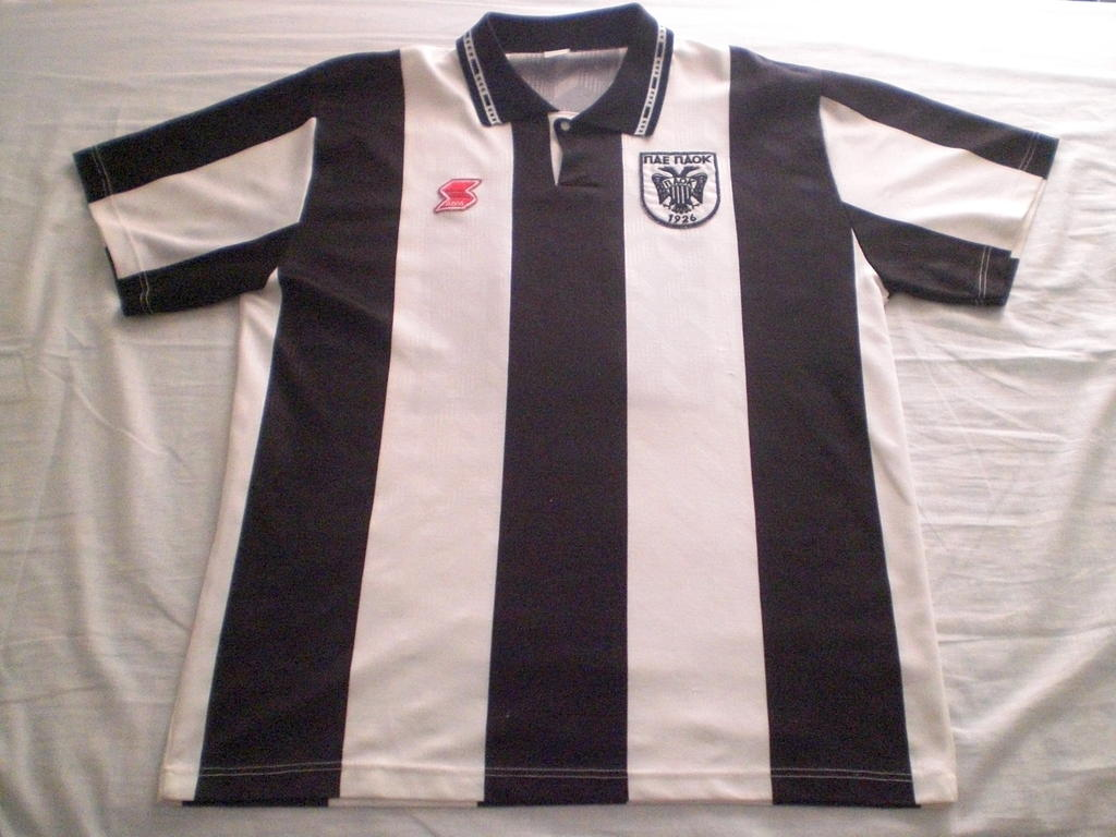 55c71761fa9 PAOK FC Home Maillot de foot 1993 - 1994.