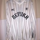 PAOK FC football shirt 1983 - 1988