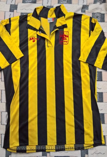 Aris Thessaloniki Home футболка 1980 - 1981