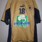 Third Maillot de foot 2001 - 2002