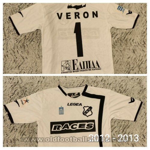 OFI Crete Home football shirt 2012 - 2013