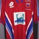 Panionios football shirt 1997 - 1998