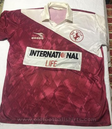 AEL Larissa Home football shirt 1992 - 1993