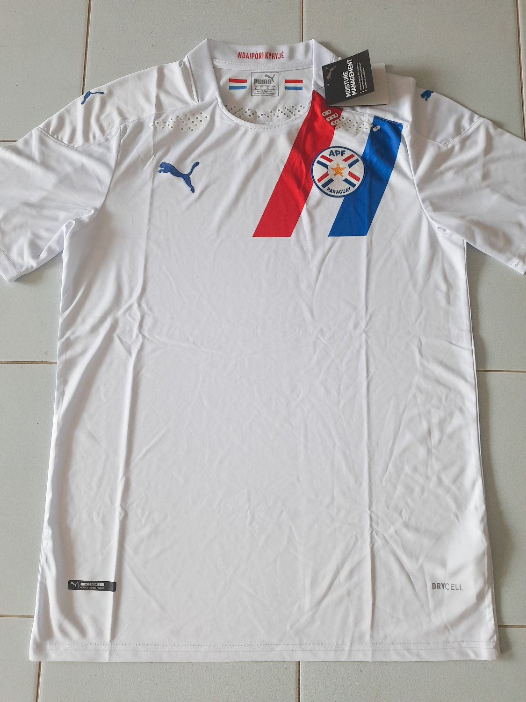 New Season Paraguay Away football shirt 2020 - 2022.